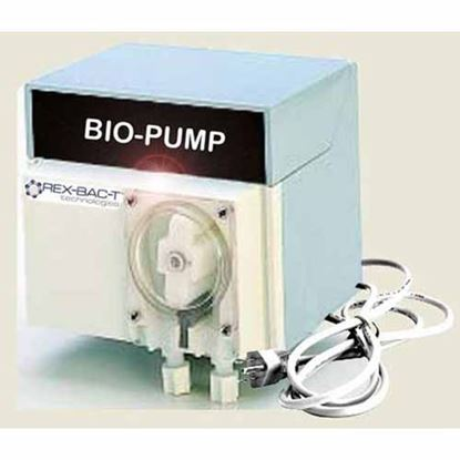 Automatic, Peristaltic Wall Mount Drain Dosing Pump - 120 Volts (PMP-VW-120)