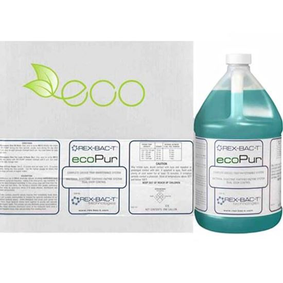 ecoPur - Environmentally Friendly Multi-Purpose Bathroom Cleaner