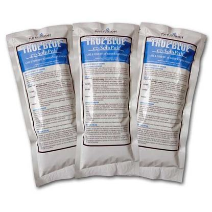 True Blue Pond Dye & Lake Dye | EZ SoluPak Blue Pond Colorant